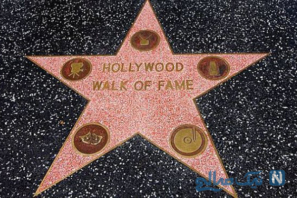 خواننده مشهور لس آنجلسی در بلوار مشاهیر هالیوود صاحب ستاره شد
