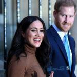 مگان و فرزندش در کانادا پس از خروج رسمی از کاخ بریتانیا