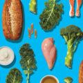 غذاهای مفید برای جلوگیری از آلزایمر و میزان مصرف آنها