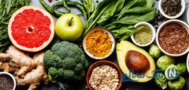 غذاهای مفید برای پاکسازی کبد را بشناسید