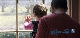 بیماری کرونا و روش خاص یک پدر برای نگه داشتن پسر بازیگوش در خانه