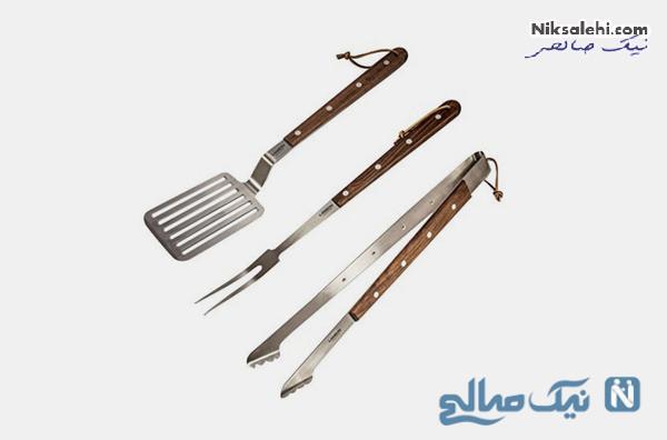 ابزار کباب پزی
