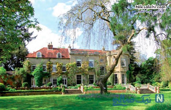 خانه جورج کلونی در انگلستان