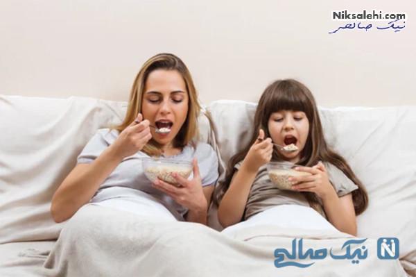 خوراکی های خواب آور طبیعی