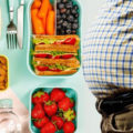 خلاص شدن از چربی شکم با بهترین راه حل های تغذیه ای