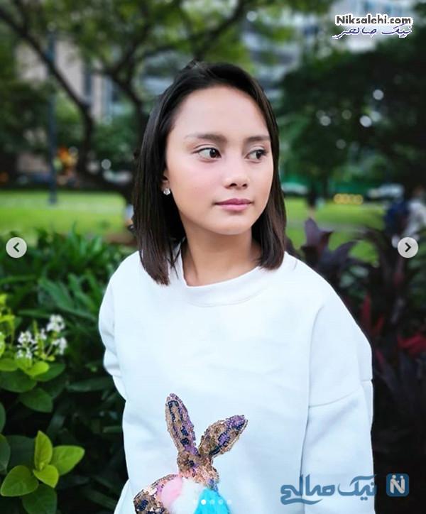 ریتا گاویولا مدل فیلیپینی