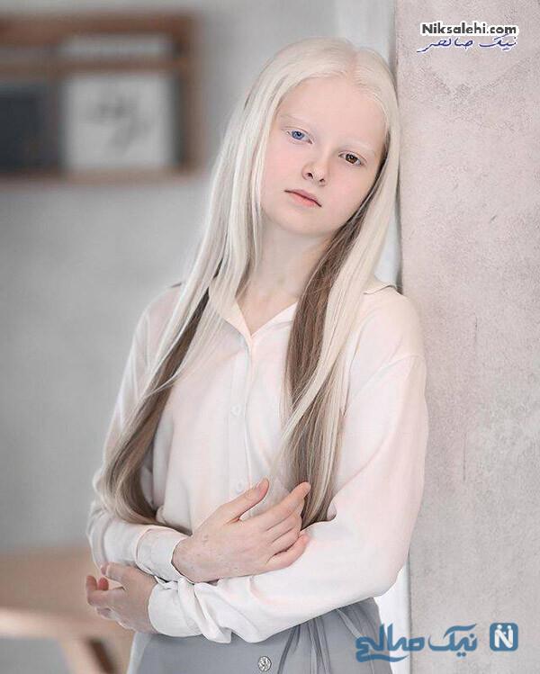 دختر 11 ساله