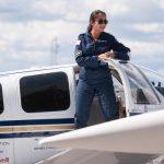 پرواز زن خلبان به تنهایی به دور دنیا!