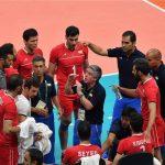 سرمربی و کاپیتان والیبال ایران پس از باخت به آرژانتین چه گفتند + تصاویر