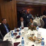 چهره های فوتبالی در مراسم تقدیر از بازیگر سینمای ایران + تصاویر