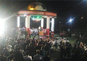 حضور ۳ هزار نفر در جشن تولد مرحوم نوروزی + عکس