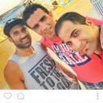 تبریک عید بازیکن ملی پوش والیبال + عکس