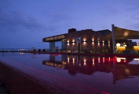 شعبه جدید هتل کریس رونالدو در مادیرا افتتاح شد + تصاویر