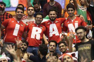 تیم ملی والیبال ایران حریف ایتالیا نشد + تصاویر