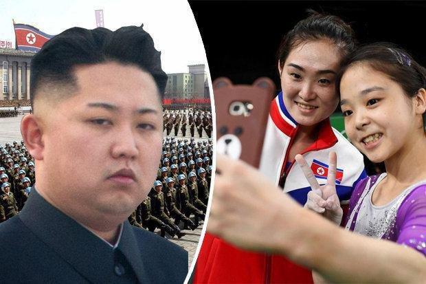 احتمال اعدام دختر المپیکی بعد از بازگشت به کشورش + عکس