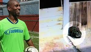 فوتبالیست برزیلی سر بریده شد+عکس