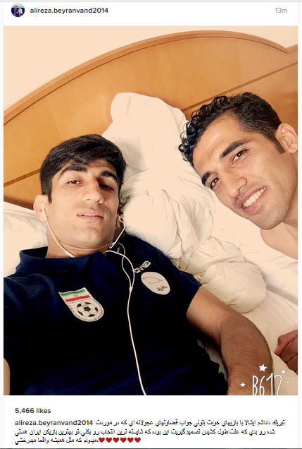 بهترین بازیکن ایران به پرسپولیس پیوست + عکس