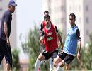 اطلاعیه فدراسیون فوتبال در مورد لغو اردوی تیم ملی