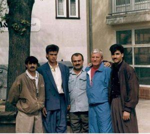 رضا شاهرودی با این تیپ زمانی از خوش تیپ های ایران بود + عکس