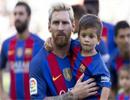 قرارداد مسی ۳ ساله با بارسلونا علیرغم مخالفت مادرش