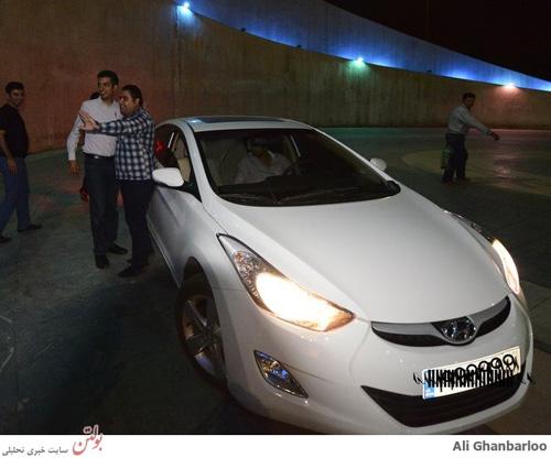قیمت ماشین عادل فردوسی پور