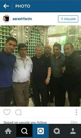 سر علی پروین چطور در پرسپولیس بی کلاه ماند؟ + عکس