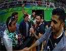 پیروزی قاطعانه والیبالیستهای ایران برابر مصر