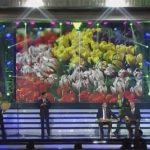 حضور بلاتر و کاناوارو در مراسم انتخاب برترینهای فوتبال آسیا + تصاویر