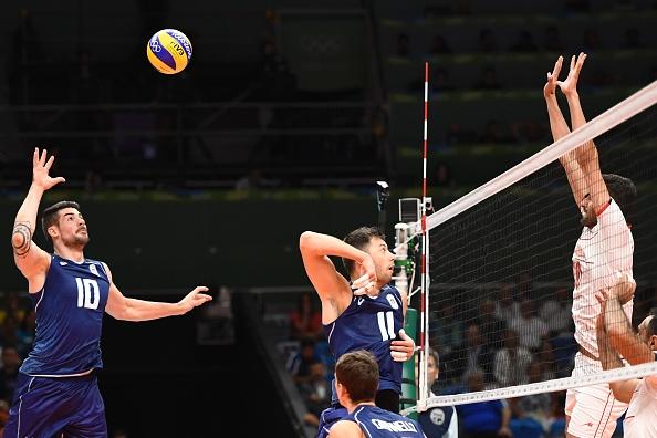 تیم ملی والیبال ایران از المپیک ریو حذف شد + تصاویر