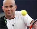 تنیسور مشهور آمریکایی : ریشهام ایرانی است / پسرم را با ایران آشنا میکنم