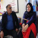 واکنش فریده شجاعی همسر مرحوم پورحیدری به جانشینی او در استقلال