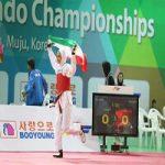 دختران ایران قهرمان تکواندو جهان شدند