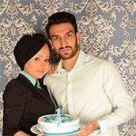 عکس های حسین ماهینی با همسر و فرزندش + بیوگرافی