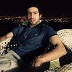 خسرو حیدری ملی پوش استقلال در کنار همسرش + عکس