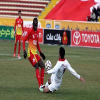 عجیب ترین اتفاق تاریخ لیگ برتر فوتبال ایران رقم خورد