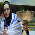 رونمایی از اولین دختر لژیونر والیبال بانوان ایران