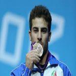 حذف کیانوش رستمی قهرمانی طلای المپیک از لیگ وزنهبرداری