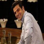علی ضیاء باز هم جنجال آفرید اقدام عجیب وی روی آنتن زنده تلویزیون +عکس