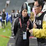 اولین سرمربی زن فوتبال در لیگ قهرمانان آسیا! +عکس