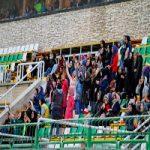 بازداشت 8 دختر در ورزشگاه آزادی|8 دختر در جریان دربی 84 بازداشت شدند!
