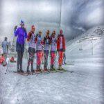 حجاب بانوان ایرانی برای حضور در رقابت های اسکی حاشیه ساز شد +عکس