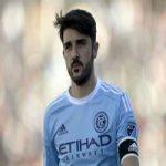 داوید ویا اولین اخراجی تصاویر ویدیو چک در فوتبال