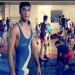 مرگ تلخ محمدنقی باباجانی ملی پوش کشتی در تصادف خونین + عکس