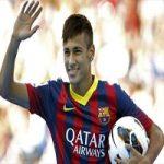 نیمار ستاره سرشناس بارسلونا و عکسی خاص که منتشر کرد