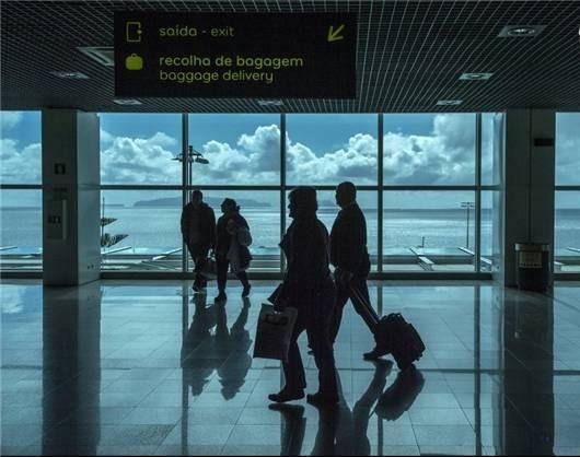 افتتاح فرودگاه اختصاصی رونالدو
