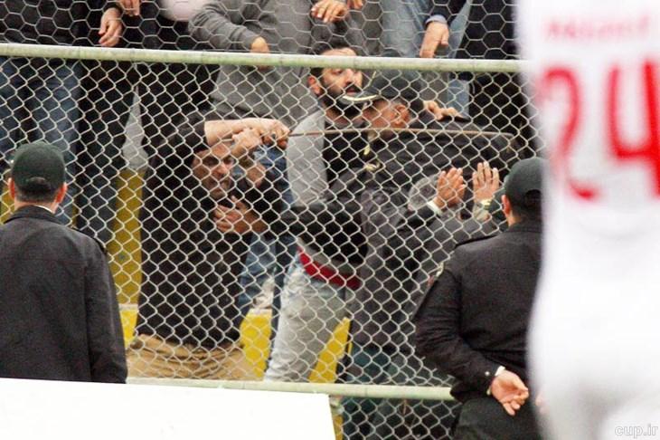 فاجعه در فوتبال ایران