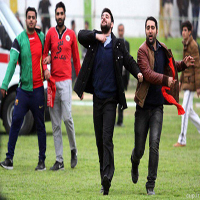 فاجعه در فوتبال ایران  صحنه هایی که تا به حال ندیده اید +تصاویر
