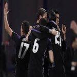 دیدار رئیس رئال مادرید با لژیونر ایرانی و ستاره سابق بارسا