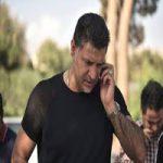 علی دایی سرمربی نفت تهران عزادار شد