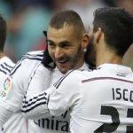 حرکت زشت بازیکنان تیم رئال مادرید برروی نیمکت ذخیره!